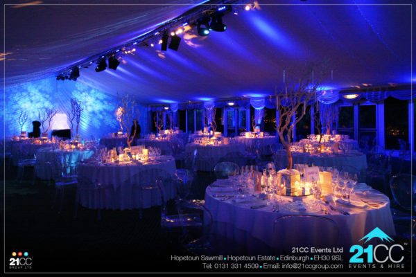 event production company scotland by 21CC Events Ltd