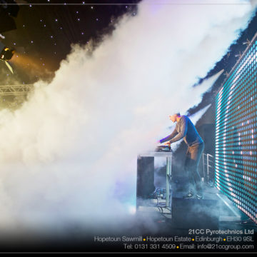 Club Pyrotechnics | 21CC Group Ltd