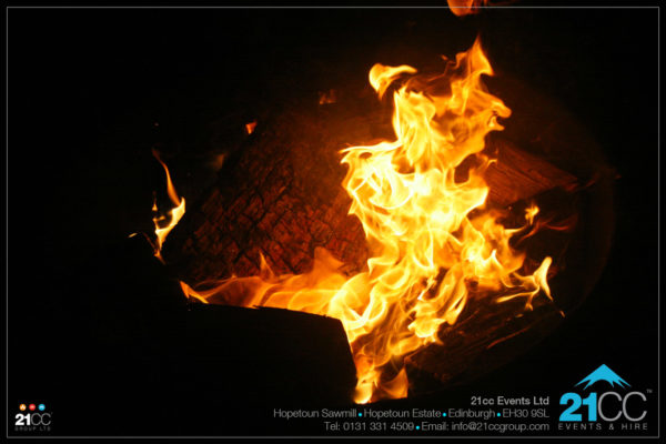fire pits by 21cc events