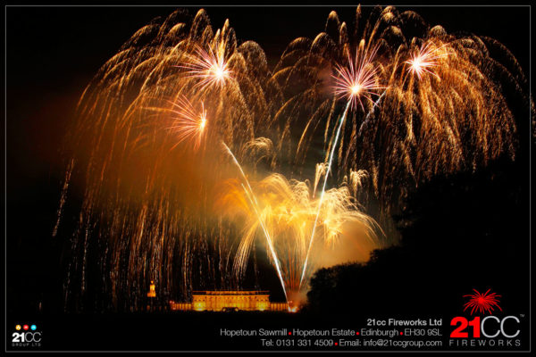 21cc Fireworks for Parties and Celebrations