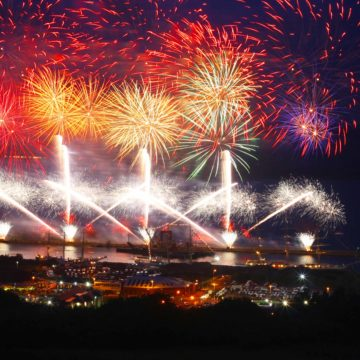 National and Major Event Fireworks | 21CC Group Ltd