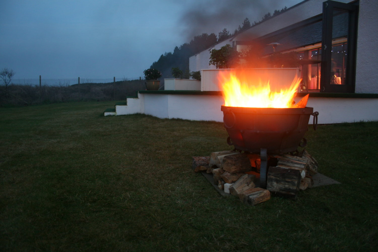 fire pits hire